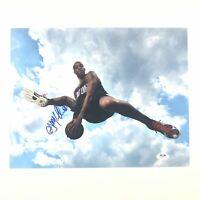 CJ McCollum signed 11x14 photo PSA/DNA Portland Trailblazers Autographed