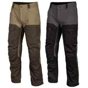 Klim 626 Series Switchback Cargo Mens Street Riding Motorcycle Pants