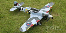 "30"" Hawker Hurricane 4ch Airplane RC Brushless PNP ESC Motor Servos ARF A-RTF"