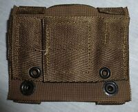 MOLLE II K-Bar Adapter USMC Coyote Brown NEW The Specialty Group