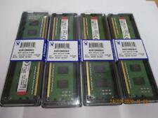 Kingston 2GB 1333MHz DDR3 no ECC CL9 DIMM SR x16 (4 piezas) total 8 GB