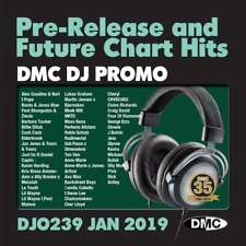 DJ Only 239 Promo Double Chart Music CDs ft. Cheryl 'Love Made Me Do It'