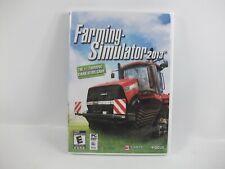 Farming Simulator 2013 PC Computer Game Untested No Book