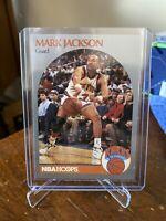 MARK JACKSON 90-91 Hoops Basketball Card #205 Menendez Brothers Mint PSA Rare
