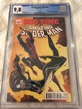Amazing Spider-Man 648 CGC 9.8 Marvel 2011 J. Scott Campbell Variant Cover RARE