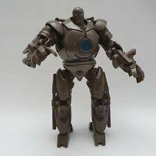 "Iron Monger Iron Man Movie Action Figure Obadiah Stane 7"" 2008 Hasbro"