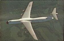 Lockheed C-5 Galaxy US Air Force 1970 Used Postcard - Good Message
