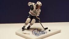 RYAN SMYTH Edmonton Oilers Autographed Signed McFarlane NHL Hockey Figure COA