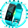 Reloj inteligente pulsera con Bluetooth compatible con Iphone Samsung Android