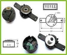 AVAGO HEDR-5420-ES214 Encoder 2 Channel 200 CPR 5mm Refltve CW 1 Stück
