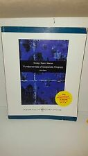 Fundamentals of Corporate Finance sixth intl edition by Brealey, Myers & Marcus
