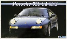 Fujimi RS-104 Porsche 928 S4 V8 DOHC 32 VALVE 1/24 scale kit