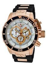 Invicta 10620 Corduba Chronograph Stainless Steel & Poly Bracelet Mens Watch
