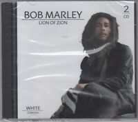 """Bob Marley """"Lion Of Zion"""" 2cd Set - NEW & SEALED - 28 Tracks Posted From The UK"""