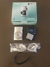 Canon PowerShot ELPH 310 HS / IXUS 230 HS 12.1MP Digital Camera - Silver...