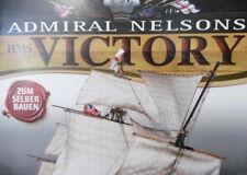 Modellbau Admiral Nelsons HMS Victory Hefte /Bauteile Nr. 76 bis 120 nach Wahl