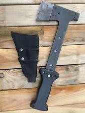 Vintage S & S Arms Co Hikers Survival Tactical Hatchet Knife Albuquerque, Nm Usa