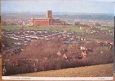 Uk Postcard Guildford Cathedral Surrey England Judges Ltd Hastings 4x6