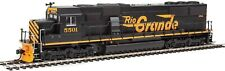 D&RGW EMD SD50 Locomotive #5501 Sound & DCC HO - Walthers Mainline #910-20355