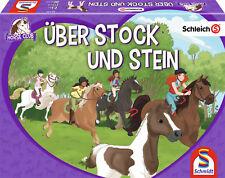 SCHMIDT 40586 - �œBER STOCK UND STEIN, SCHLEICH HORSE CLUB, NEU/OVP