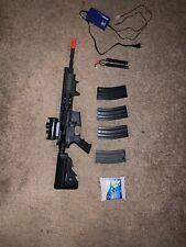 Elite Force M4 CFR Airsoft Rifle starter kit