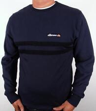 ellesse Long Sleeve Plain Sweatshirts for Men