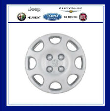 "Peugeot 206 1007 14"" Wheel Trim Hub Cap CUBA NEW + Genuine 9648316280 C"