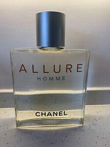 Giant Chanel Allure Homme Factice Display Bottle Vanity Display