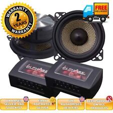 In Phase XTC4CX 10cm 3 way component speaker system