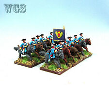 15MM WGS Seven Years War SYW Painted Russia Dragoons RB9