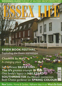 ESSEX LIFE - FEB.2006 - CHADWELL ST.MARY