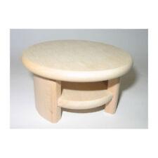 Rülke 22695 Tavolino Filius salotto 1:12 PER CASE di bambole in legno NUOVO ! #