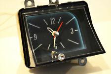 1969-1970 Pontiac Catalina Executive Bonneville Dash  Clock