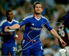 Chelsea FC Frank Lampard Autographed Signed 8x10 EPL Photo JSA COA #5