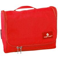 EAGLE CREEK PACK IT ON BOARD TOILETRY BAG (RED FIRE)