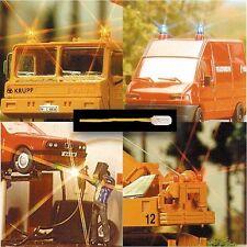 Busch Ho 4290 Lampe à Câble Blanc # Neuf Emballage D'Origine #