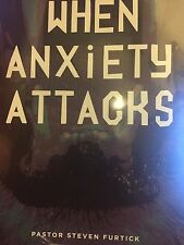 When Anxiety Attacks DVD by Steven Furtick