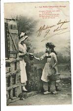 CPA-Carte Postale-France Le Petit Chaperon Rouge (1) en 1903 VM7208