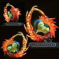 Collections Anime Figure Toy Pokemon Cyndaquil Figurine Statues 10cm