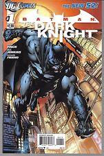 Batman Dark Knight '11 The New 52 1 VF B4