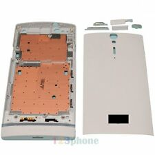 FRAME + KEYPAD + BATTERY COVER FULL HOUSING FOR SONY XPERIA S LT26i #H389W_FULL