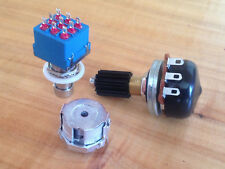 Complete Wah Wah Upgrade Kit Whipple Inductor ICAR POT fits Most Wah Wah Pedals