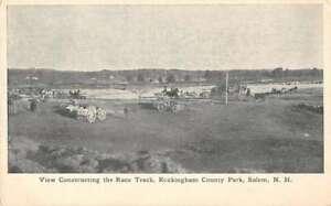 Salem New Hampshire Rockingham County Park Race Track Construction PC AA43263