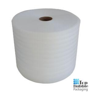 1mm Foam Wrap - 300mm x 100m SYDNEY FREE SHIPPING Packing Foam Roll 30cm Wide
