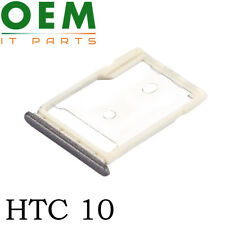 For HTC 10 M10 Replacement Memory MicroSD Card Tray Slot Black Grey New