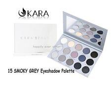 KARA 15 SMOKY GREY Eyeshadow Palette- Highly Pigmented 15 Grey Shades ES24
