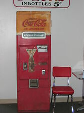 Coca-Cola Machine Westinghouse Coke 1950's Retro Vintage Antique Soda Vending