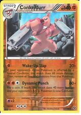 POKEMON XY - CONKELDURR 67/146 REV HOLO