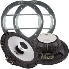 ESX SE 62 Koax Lautsprecher Paar für Daihatsu Sirion