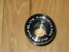 Fuji Photo Film Co., Ltd P-Acular 1:3 f=2 in. Projector Lens